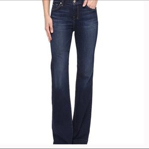 NWT 7 For All Mankind The Slim Trousers